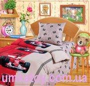 Предлагаем купить Детский постельный комплект (белье) Формула 1 ТМ Неп