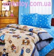Предлагаем к реализации Детское постельное белье Юнга ТМ Непоседа