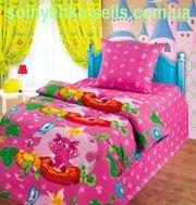Предлагаем к продаже Детское постельное белье Лунтик - Лунтик и бабочк