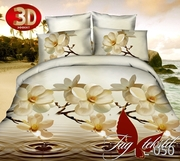3д постельное недорого,  Микросатин HL050
