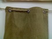 Пошив штор и перегородок из брезента