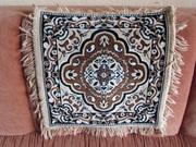 Наволочка декоративная ковровая на подушку