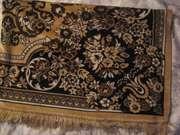 Ковровое покрывало на диван бу